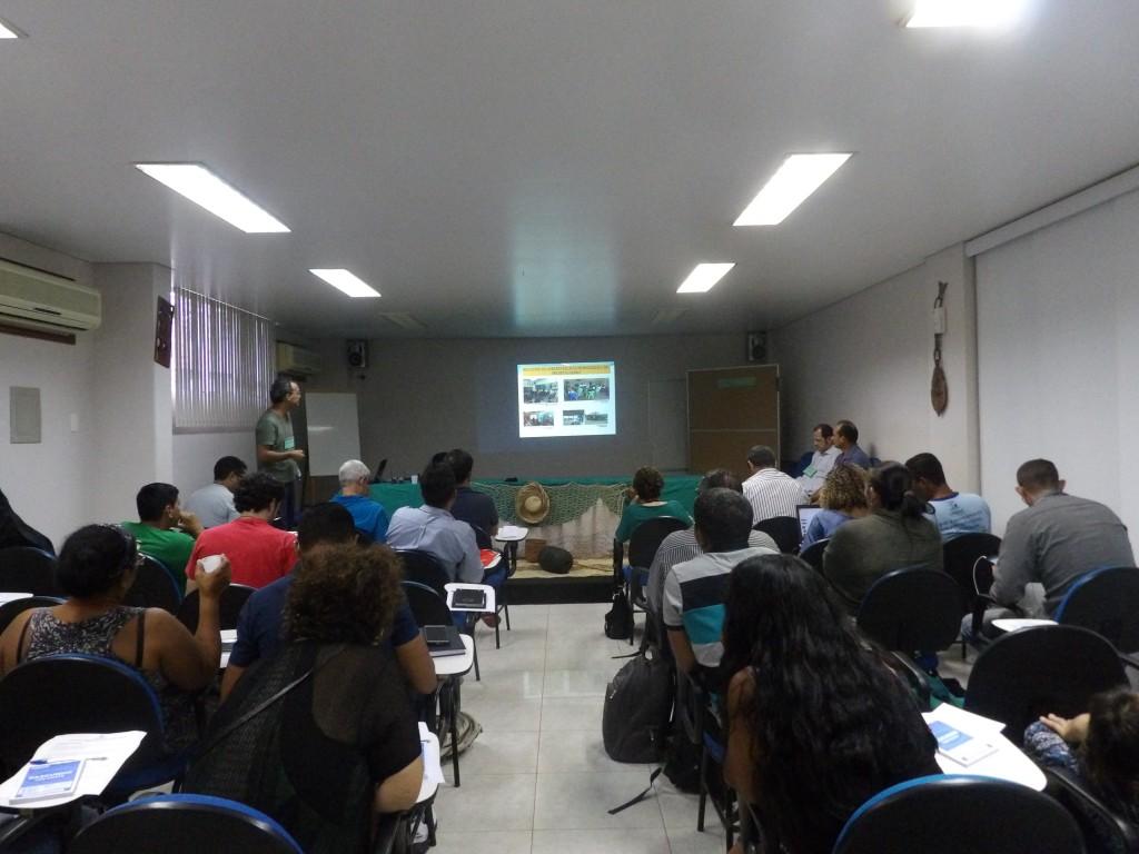 Apresentação do PESACRE, executora do Sanear Amazônia