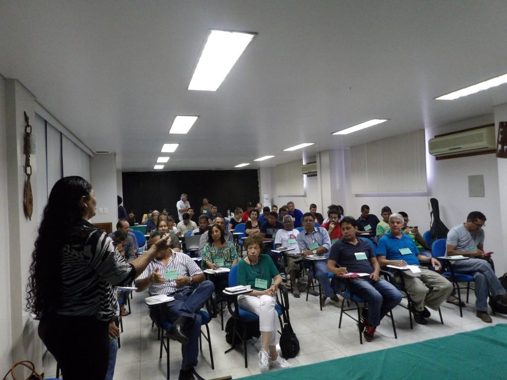 Apresentação da AMBAC, executora do Sanear Amazônia