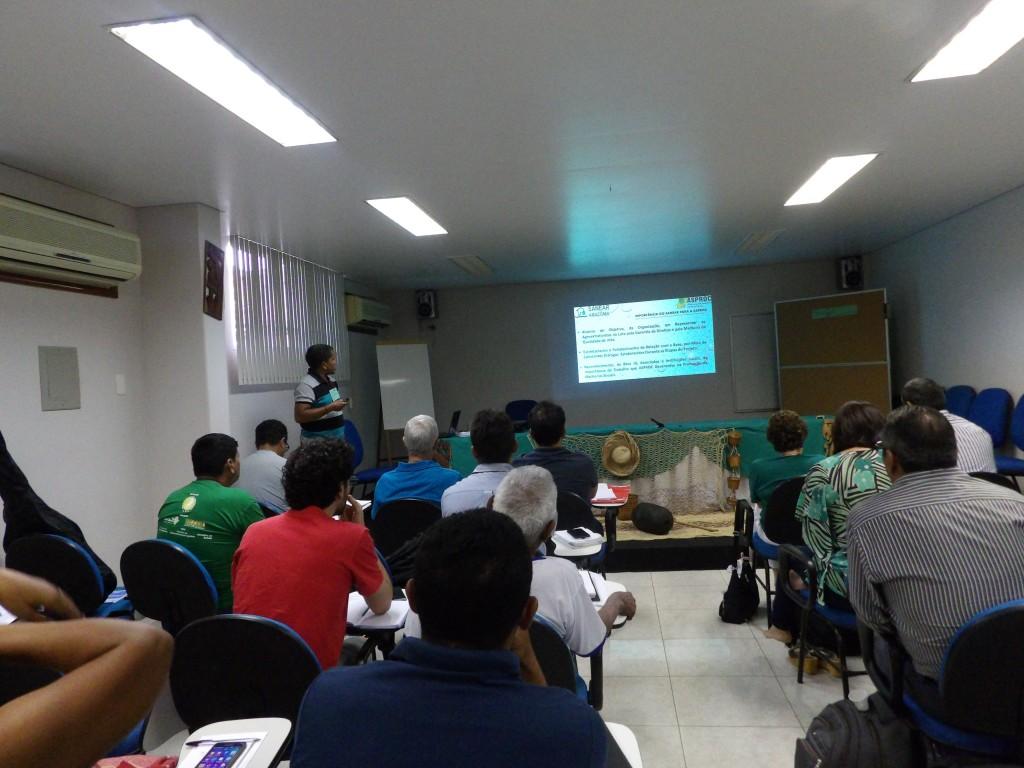 Apresentação ASPROC, executora do Sanear Amazônia