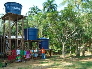 Tecnologia de Acesso a Água Foto: Adevaldo Dias